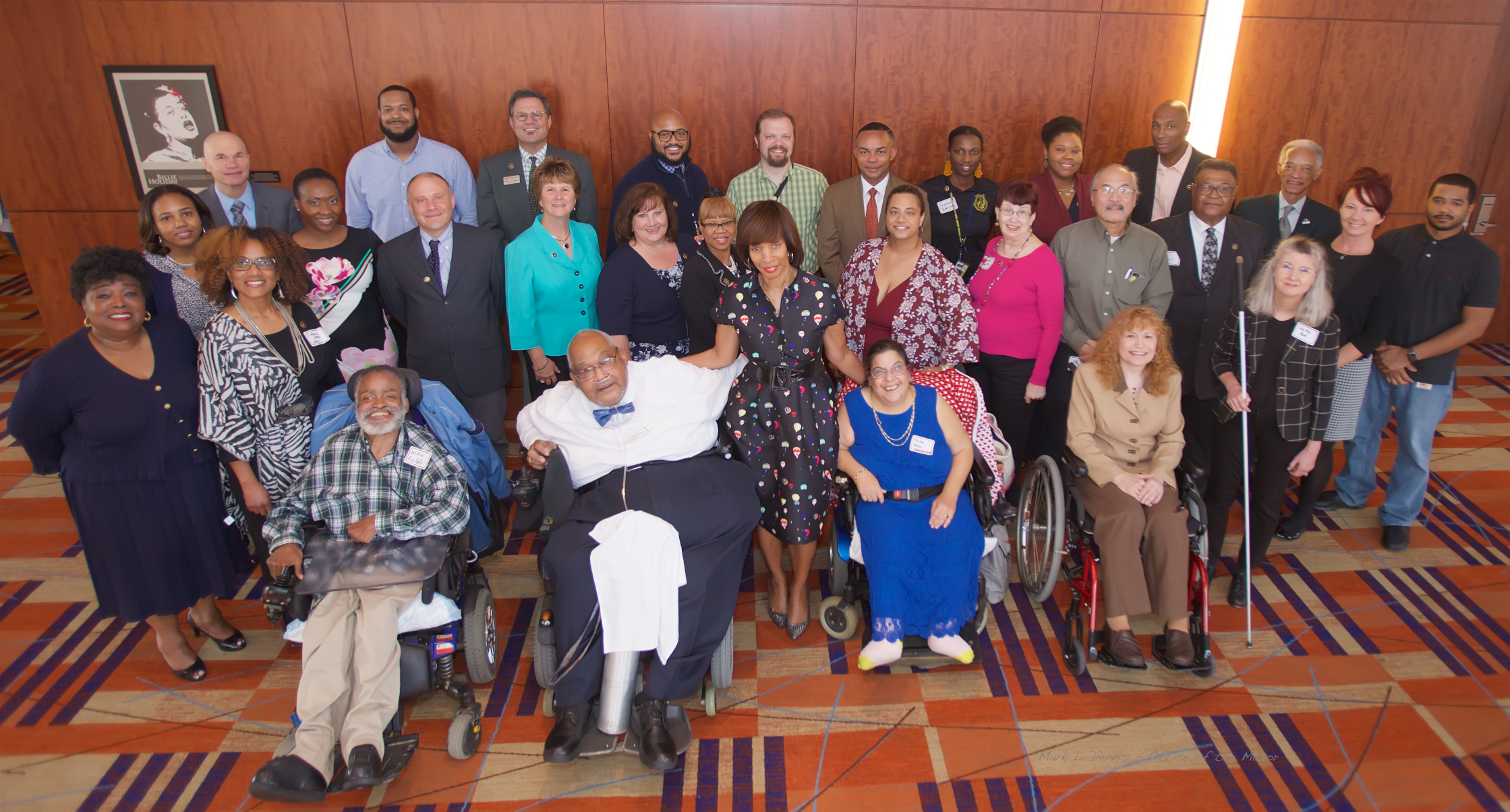 Commission on Disabilities Luncheon